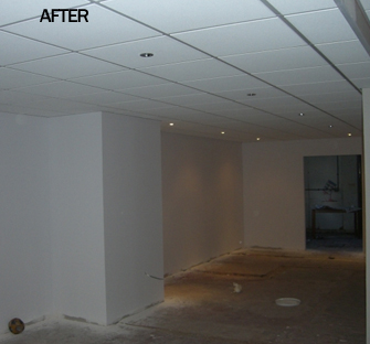Interior design dry lining partitioning in central for Interior designers north london